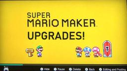 Mario Maker 2 Upgrades!
