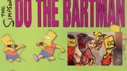Do The Bartman Animation Cel Review