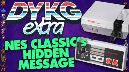[Deleted Episode] NES Classic Editions Secret Message [Hidden Messages] - Feat. Mr. Weebl