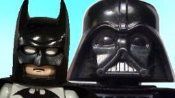 Lego Batman - The Different Mask