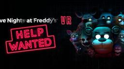 Five Nights at Freddys VR- Help Wanted Trailer
