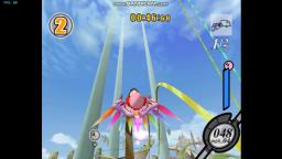Kirby Air Ride: Beanstalk Park but everyone uses Dragoon