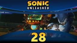 Lets Play Sonic Unleashed [Wii] (100%) Part 28 - Eggmans neuste Waffe
