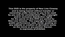 Opening to A History of Violence 2005 For Your Consideration DVD