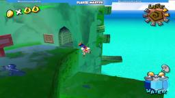 ¡SUPER MARIO SUNSHINE CAPITULO 24! - FAILS EN SHADOW MARIO! (1)