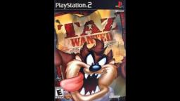 Taz Wanted Soundtrack - Looney Lagoon (Tiptoe)