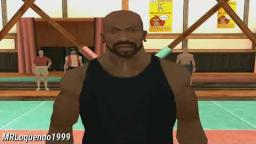 Loquendo - Kung Fu Con Carl Johnson CJ (GTA San Andreas)