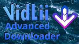VidLii Advanced Downloader release