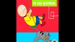 caillou is cancelled