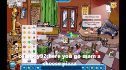 club penguin misadventures 1 Pizza madness