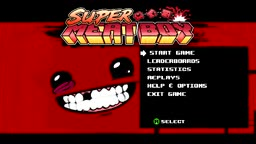 Super Meat Boy - The Hospital all light levels segmented glitchless speedrun 4:03:26