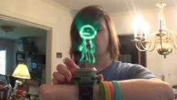 Ben 10 Alien Force - Echo Echo Transformation IN REAL LIFE