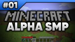 The Castle Project Begins! - Minecraft Alpha SMP (Ft. Melony, Formidable) (EP.1)