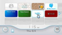 VidLii Channel for the Wii!