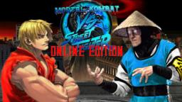 MK VS SF Loquendo - Ken Vs Raiden