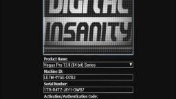 Digital Insanity keygen music
