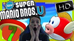 Unfaire Cheep-Cheeps & endlich HD🌰 #7: NEW SUPER MARIO BROS. U