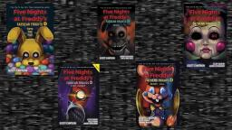Five Nights At Freddys - Fazbears Fright Books Ports Series Collection