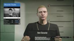 How to make my avatar on GTA V Online