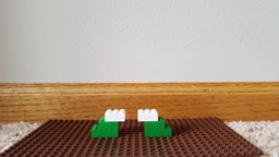 How to Build Lego Luigi