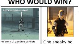 Metal gear solid is not metal nor solid