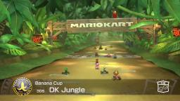 3DS DK Jungle - Mario Kart 8 Deluxe Random Gameplay Part 11 - Nintendo Switch