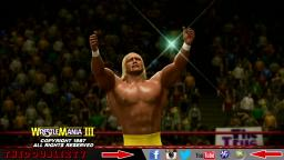WWE 2K14 - 30 Years of Wrestlemania #4 - The Star Attraction