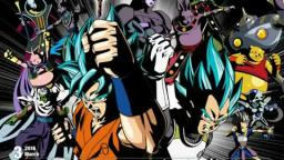 dragonball super - unbreakable determination