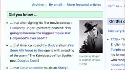Proof that Humphrey Bogart is better than Scott McCord