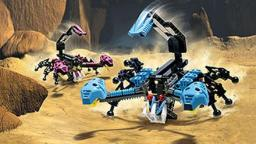 Classic LEGO Bionicle Review: Nui Jaga