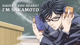 Havent You Heard? Im Sakamoto, Pokematics Anime Reviews