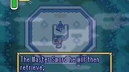 THE LEGEND OF ZELDA A Link to the past my