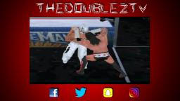 CM Punk vs. Rey Mysterio - Last Man Standing - WWE Smackdown vs. Raw 2009 (Nintendo DS)