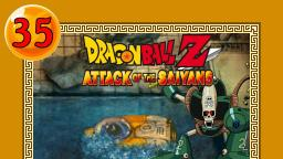 Lets Play Dragonball Z Attack of the Saiyans Part 35 - Das Versteck der Piraten