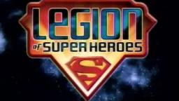 Legion of Super Heroes intro