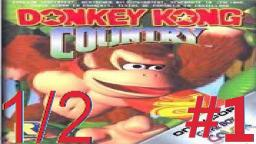 Lets Play Donkey Kong Country (GBC) (101% Deutsch) - Teil 1 Affiger Meilenstein in Taschenformat 1