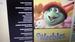 Weebles welcome weeblevile sharing in fun credits farmer brown takin air audio
