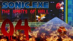 Lets Play Sonic.exe The Spirits of Hell Part 4 - Hidden Palace