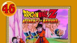 Lets Play Dragonball Z Attack of the Saiyans Part 46 - Unprofessioneller Final-Beginn