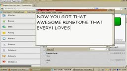how 2 download crazy frog ringtone