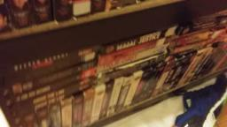 my VHS collection overview