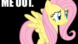 My Little Pony MLP Fluttershy GTA MEME