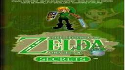 The Legend of Zelda Oracle of Secrets - GBC Fangame/Hack Preview 3 - West Secra Forest