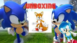 sonic unboxing #2 20th jazwares tails figure