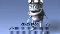MUST SEE!!! CRAZY FROG VS GUMMY BEAR FIGHT