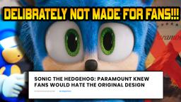 The Sonic The Hedgehog Movie WASNT Made For Sonic FANS! | Whats Wrong With Sonic