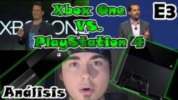 E3 2013 | Xbox One VS. PlayStation 4 | ANÁLISIS RE-LOCO (Español)