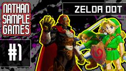 LinkDIN!!! - The Legend of Zelda: Ocarina of Time (N64) #1 │Nathan Sample Games