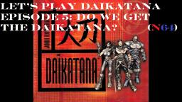 Lets Play Daikatana Episode 5: Do We Get The Daikatana? (Nintendo 64) (Old Video)