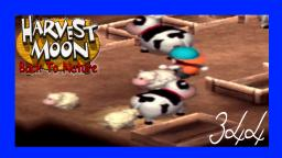 Let´s Play Harvest Moon: Back To Nature ★244